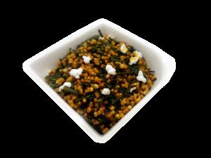 Japoniška žalioji arbata GENMAICHA (100 g)