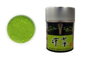 Žalioji arbata MATCHA Japonijos simfonija, arbatos milteliai (30 g)