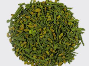 "Žalioji arbata ""MATCHA iri GENMAICHA"" (100 g)"