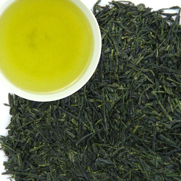 Japoniška žalioji arbata Gyokuro