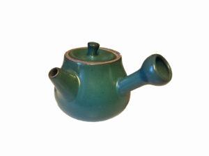 Keramikinis arbatinukas MINI, japoniškas arbatinukas žaliai arbatai