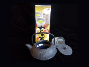 Ketaus arbatinukas  ELEGANCE su japoniška arbata