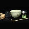 Matcha arbatos rinkinys ceremonijai