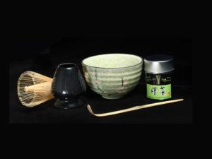 Matcha rinkinys EXCLUSIVE, arbatos ceremonijai
