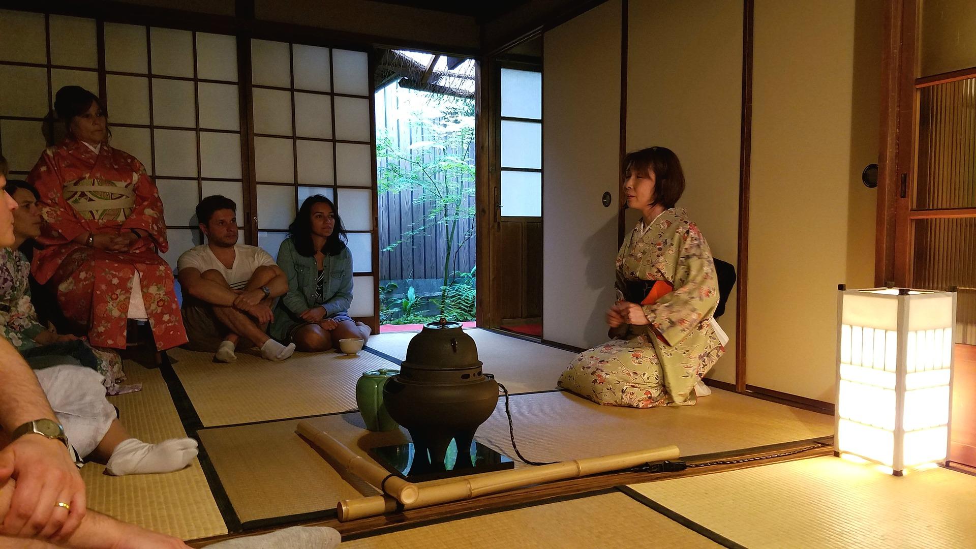 arbatos ceremonija, arbatos degustacija