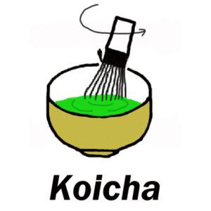 koicha, kaip paruošti matcha, tirštoji matcha