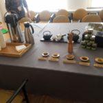 žalios arbatos degustacija, NVI