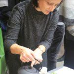 Japoniška žalia, arbatos degustacija