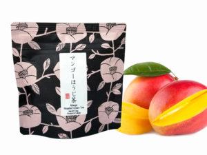 Žalioji arbata MANGO Hojicha, japoniška arbata