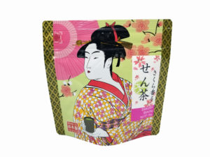 Žalioji arbata SAKURA Sencha, japoniška arbata