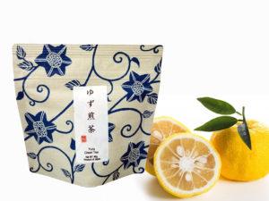 Žalioji arbata YUZU Sencha, japoniška arbata