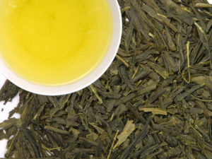 Japoniška žalia arbata BANCHA Shizuoka