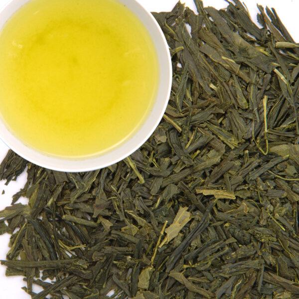 japoniška arbata Bancha
