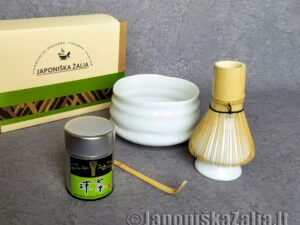 Matcha rinkinys ceremonijai EXCLUSIVE PLUS