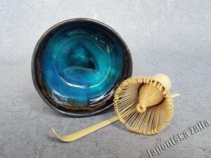 Matcha aksesuarų rinkinys Chikyuu Collection – Breeze, arbatos ceremonijai