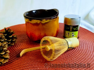 Matcha aksesuarų rinkinys Chikyuu Collection – Spice, arbatos ceremonijai