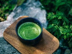 Japoniška Matcha - raktas į stiprios sveikatos rūmus.