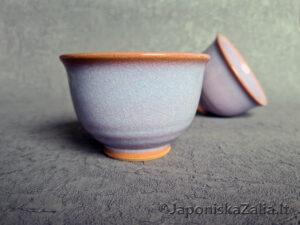 Keramikinis puodelis arbatai Sencha, 150 ml rožinis